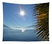 Palm Leaves Tapestry