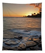 Paradise Sunset Tapestry