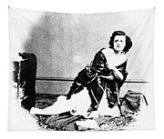 Pauline Cushman (1833-1893) Tapestry