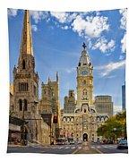 Philadelphia City Hall  Tapestry