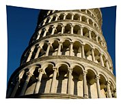 Pisa Tower Tapestry