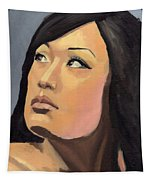 Portrait Tapestry