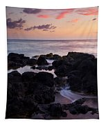 Red Tides Tapestry