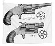 Revolvers, 19th Century Tapestry