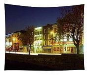 River Liffey, Dublin, Co Dublin, Ireland Tapestry