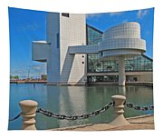 Rock And Roll Hall Of Fame Tapestry
