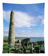 Round Tower, Ardmore, Co Waterford Tapestry