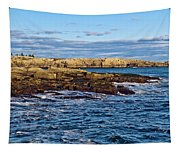 Schoodic Point Acadia National Park Tapestry