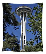 Seattle Space Needle Tapestry