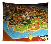 Settlers Of Catan Tapestry