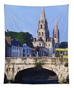 St. Finbarres Cathedral, Cork, Co Cork Tapestry