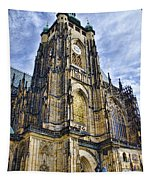 St Vitus Cathedral - Prague Tapestry
