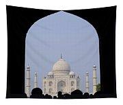 Taj Mahal, Agra India Tapestry