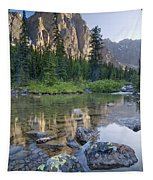 Taylor Lake, Banff National Park Tapestry