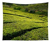 Tea Gardens Tapestry