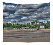 Tenby North Beach Tapestry