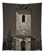The Church Of Kuopio Tapestry