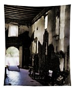 The Ghostly Nave Tapestry