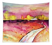 The Long Way Home Tapestry