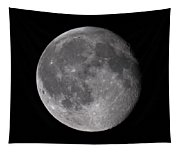 The Old Moon  Tapestry