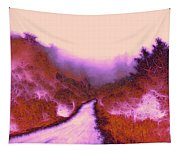The Red Weed  Tapestry