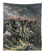 Third Crusade, 1191 Tapestry