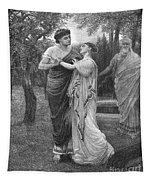 Troilus And Cressida Tapestry