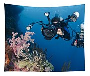 Underwater Photography Tapestry