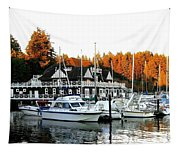 Vancouver Rowing Club Tapestry