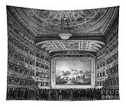 Venice: Teatro La Fenice Tapestry