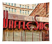 Waffle Shop Tapestry