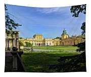 Wilanow Palace - Warsaw Poland Tapestry