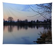 Winter Calm Tapestry
