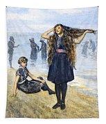 Womens Fashion, 1886 Tapestry