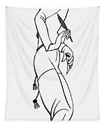 Eric Gill (1882-1940) Tapestry