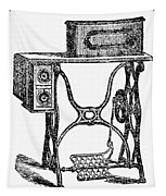 Sewing Machine Tapestry