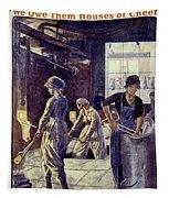 World War I: U.s. Poster Tapestry