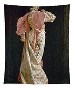 Sarah Bernhardt (1844-1923) Tapestry