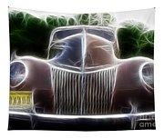 1939 Ford Deluxe Tapestry