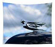 1941 Cadillac Hood Ornament - The Goddess Tapestry