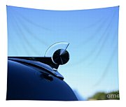 1949 Ford Hood Ornament Tapestry