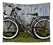 1953 Schwinn Bicycle Tapestry