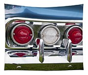 1960 Chevrolet Impala Tail Light Tapestry