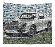 1964 Aston Martin Mosaic Tapestry