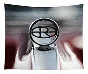 1965 Buick Riveria Hood Emblem Tapestry