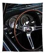 1965 Corvette Roadster Dash Tapestry