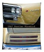 1967 Bronze Pontiac Firebird  Poster S Tapestry