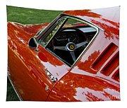 1967 Ferrari 275 Gtb4 Coupe Tapestry