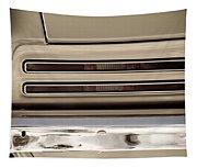 1967 Pontiac Firebird Back Lights Close Up Tapestry