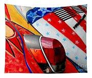 1972 Super Beetle Tapestry